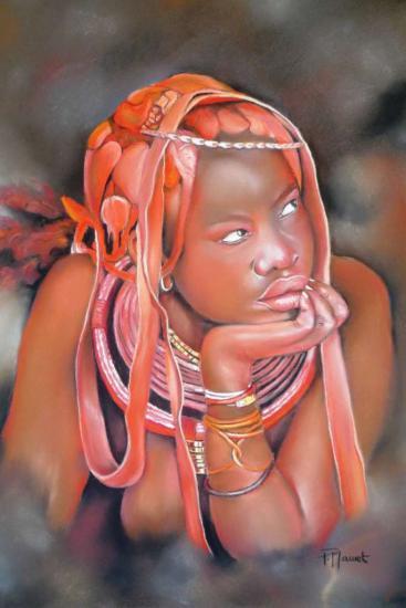 Jeune fille Himba-1024