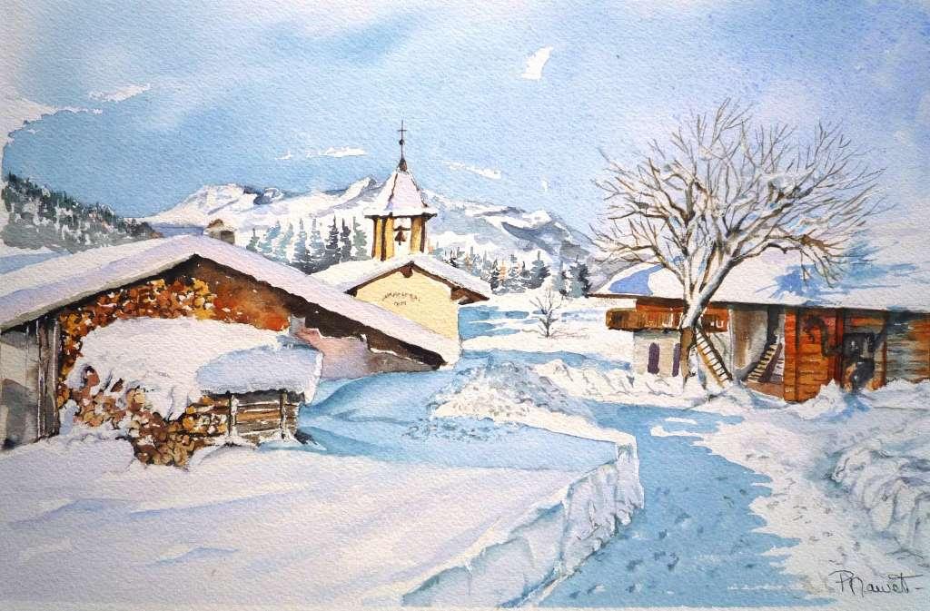 Petit hameau